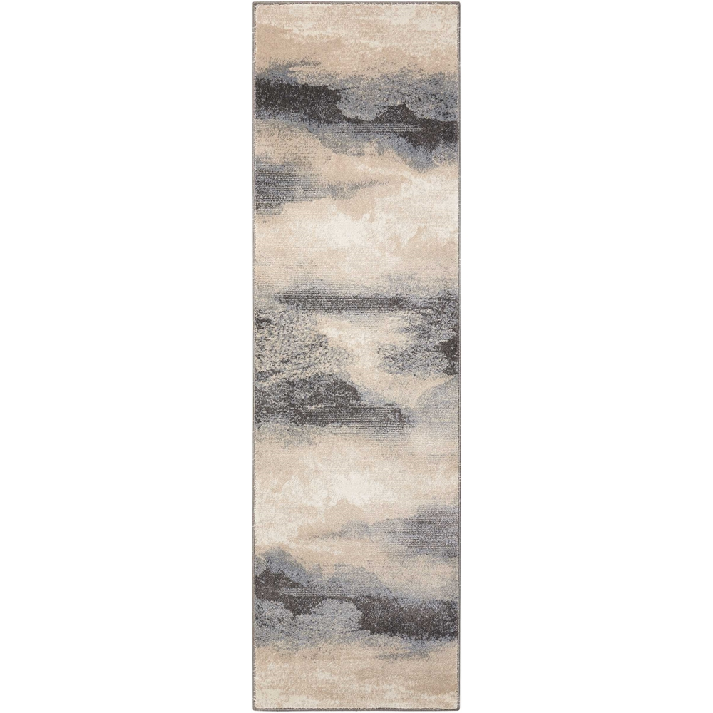 """Maxell Area Rug, Flint, 2'2"""" x 7'6"""". Picture 1"""