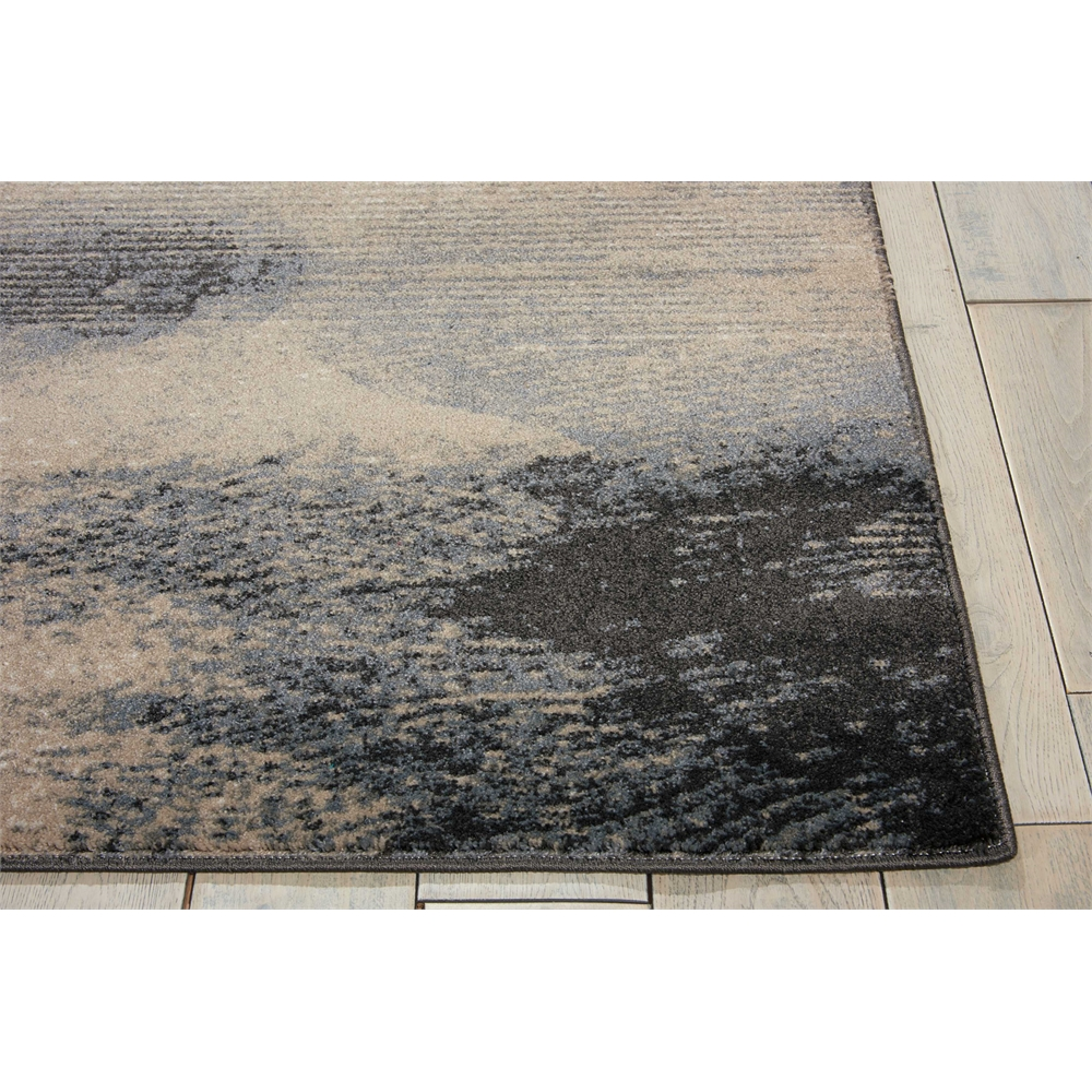 """Maxell Area Rug, Flint, 5'3"""" x 7'3"""". Picture 3"""