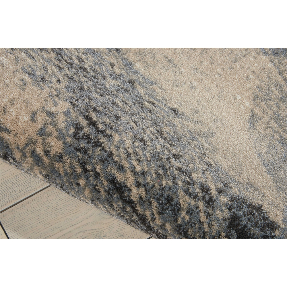 """Maxell Area Rug, Flint, 5'3"""" x 7'3"""". Picture 4"""