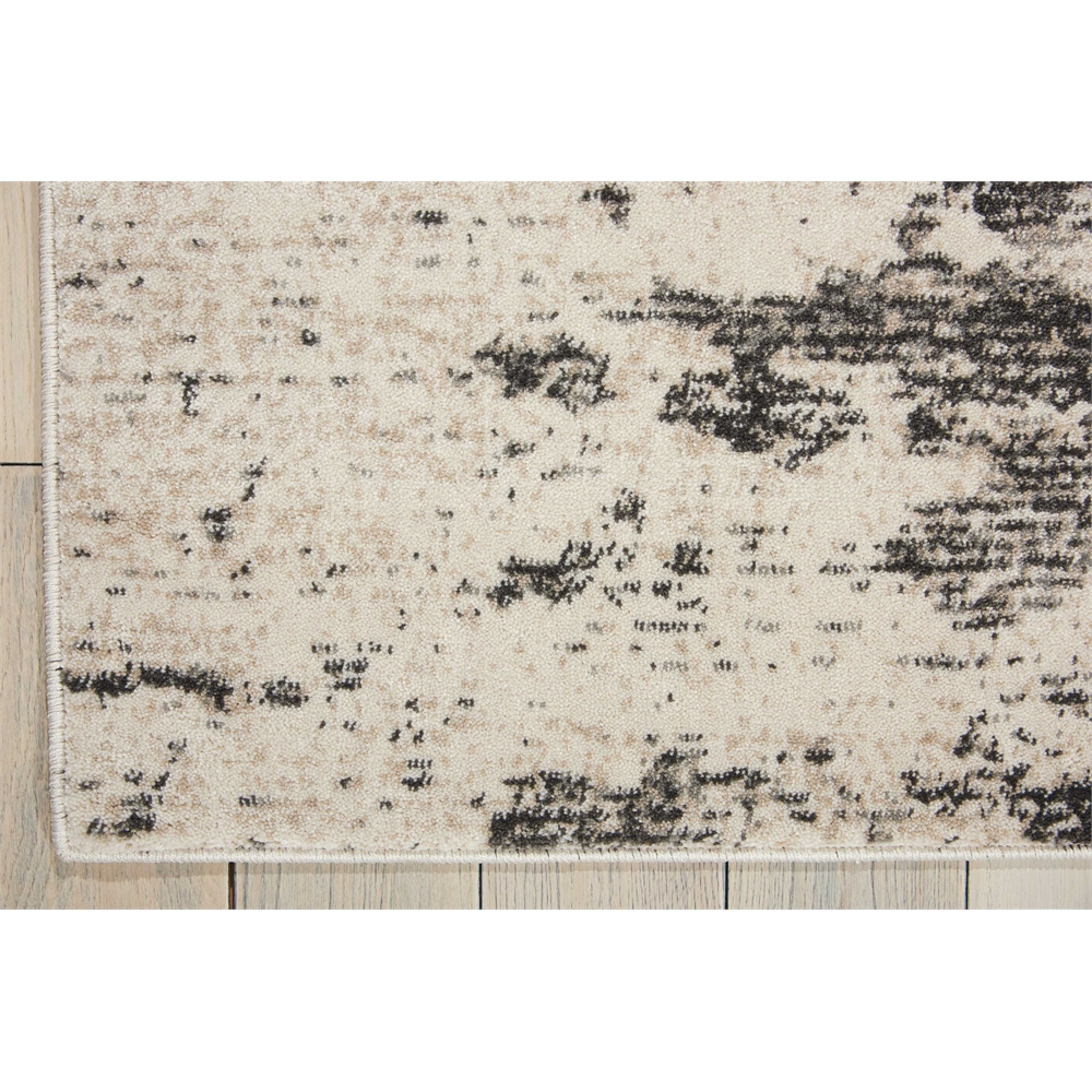 """Maxell Area Rug, Ivory/Grey, 5'3"""" x 7'3"""". Picture 2"""