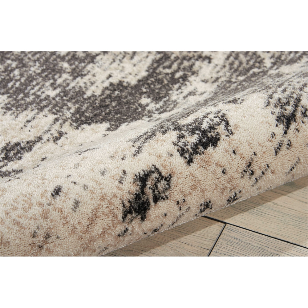 """Maxell Area Rug, Ivory/Grey, 5'3"""" x 7'3"""". Picture 7"""