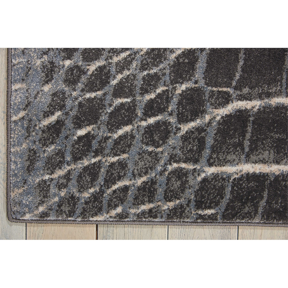 """Maxell Area Rug, Charcoal, 5'3"""" x 7'3"""". Picture 2"""