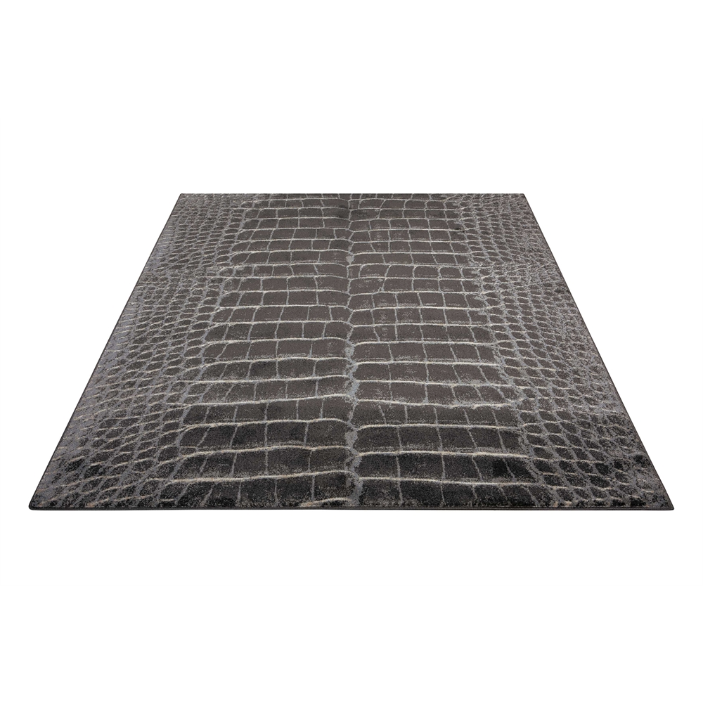 """Maxell Area Rug, Charcoal, 5'3"""" x 7'3"""". Picture 5"""