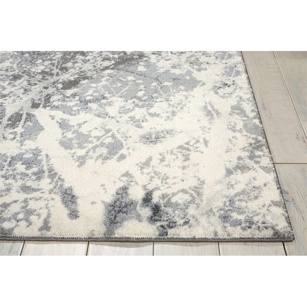 """Maxell Area Rug, Grey, 5'3"""" x 7'3"""". Picture 3"""