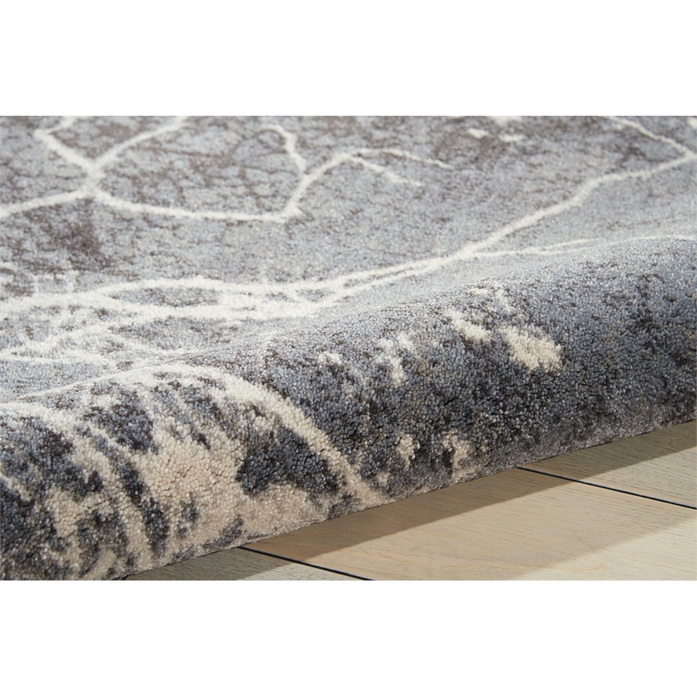 """Maxell Area Rug, Grey, 5'3"""" x 7'3"""". Picture 10"""