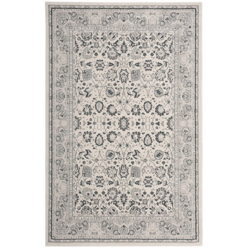 Maymana Ivory Area Rug. Picture 1