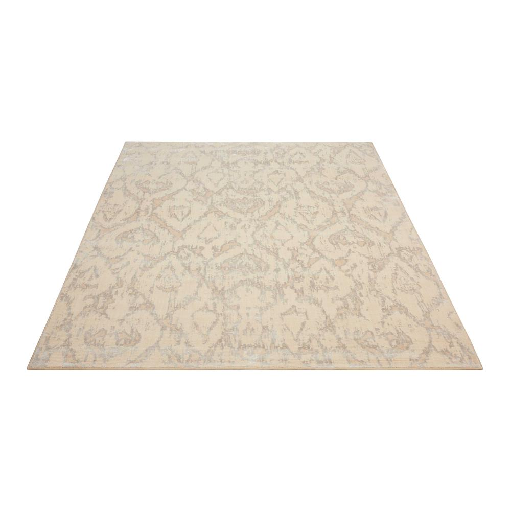 "Nepal Area Rug, Bone, 9'6"" x 13'. Picture 3"