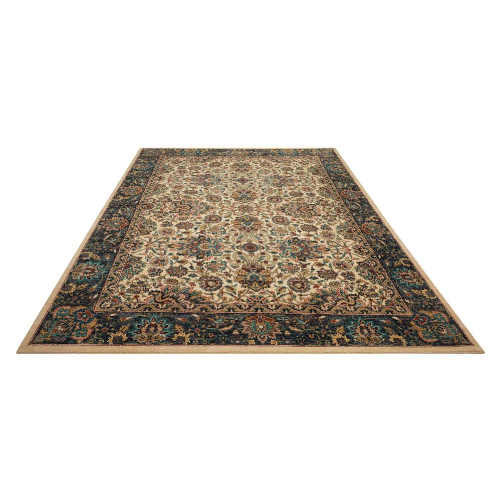 """Nourison 2020 Area Rug, Ivory, 5'3"""" x 7'5"""". Picture 3"""