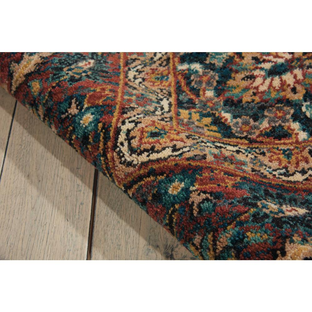 Nourison 2020 Area Rug, Navy, 4' x 6'. Picture 6