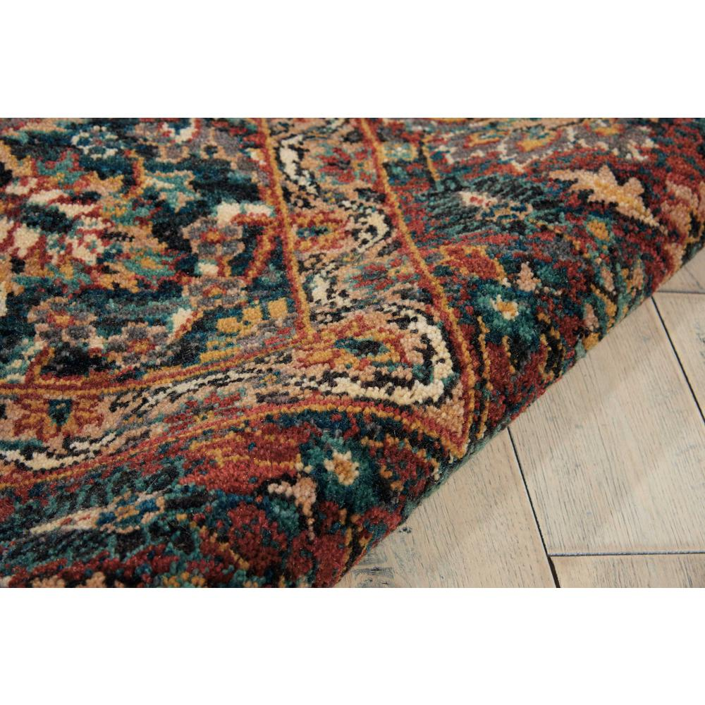 Nourison 2020 Area Rug, Navy, 4' x 6'. Picture 7