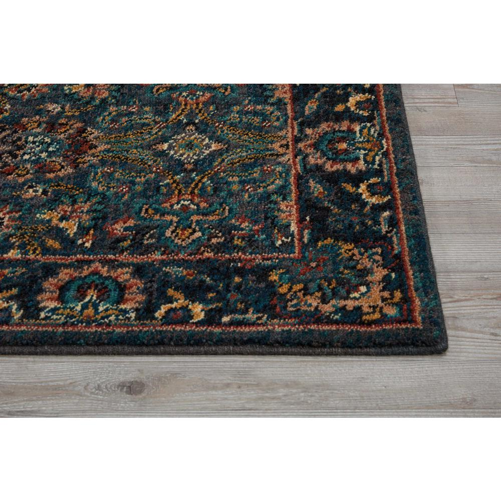 "Nourison 2020 Area Rug, Steel, 2'3"" x 8'. Picture 4"