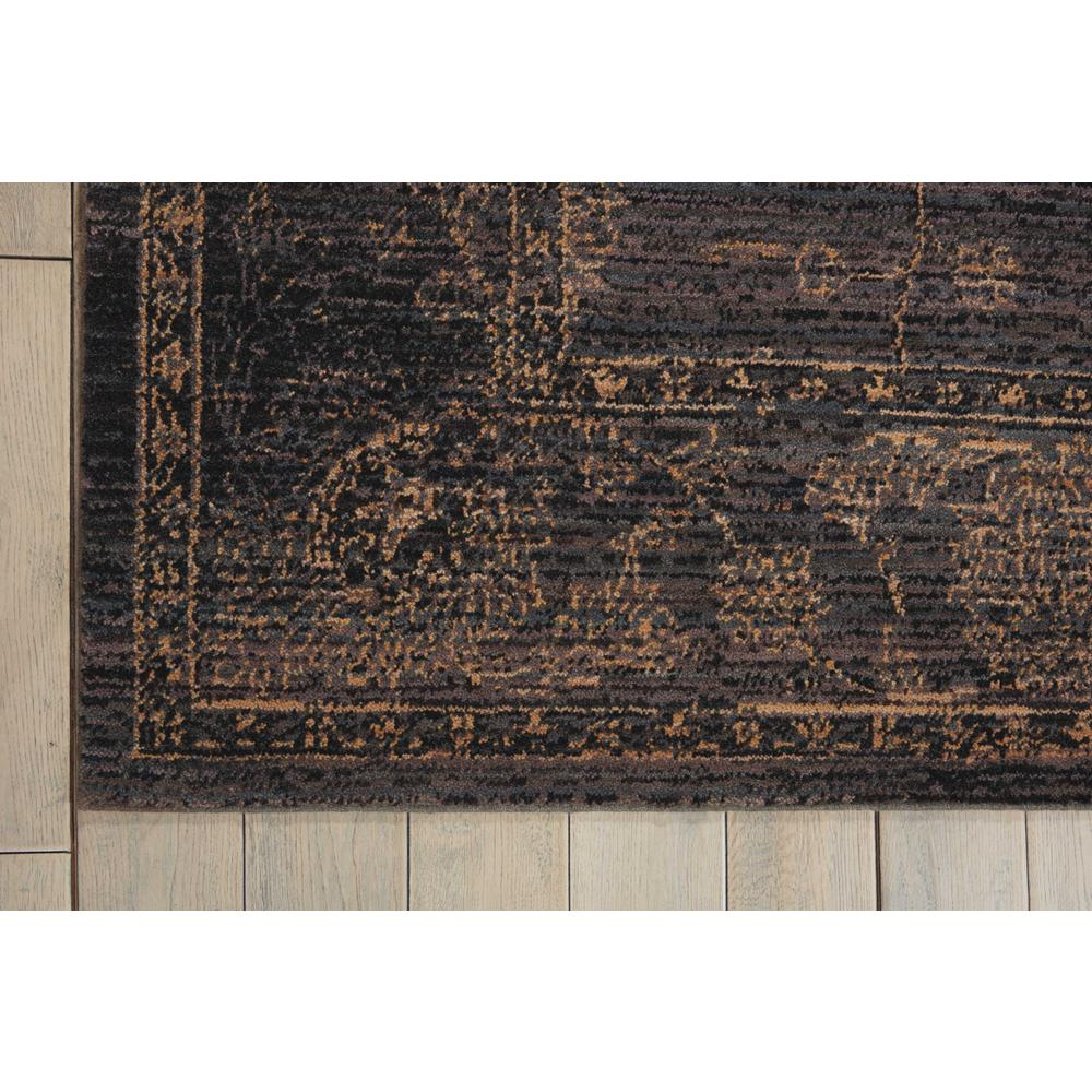 Nourison 2020 Area Rug, Charcoal, 12' x 15'. Picture 4