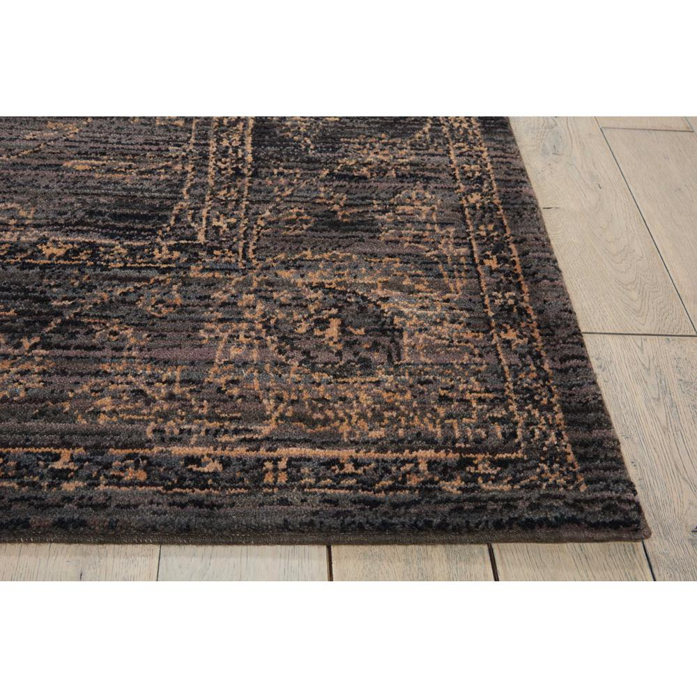 Nourison 2020 Area Rug, Charcoal, 12' x 15'. Picture 5