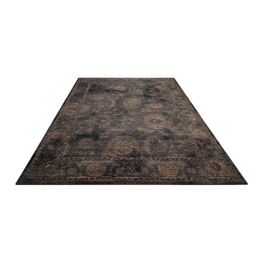 Nourison 2020 Area Rug, Charcoal, 12' x 15'. Picture 3
