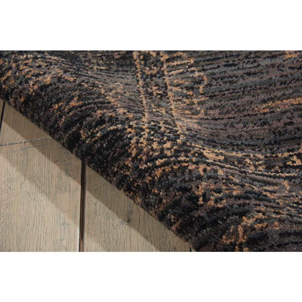 Nourison 2020 Area Rug, Charcoal, 12' x 15'. Picture 6