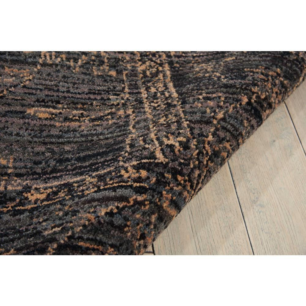 Nourison 2020 Area Rug, Charcoal, 12' x 15'. Picture 7