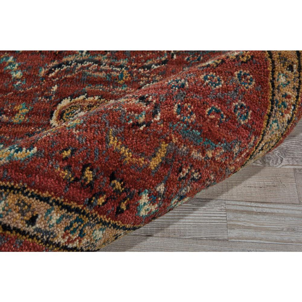 "Nourison 2020 Area Rug, Brick, 2'3"" x 8'. Picture 5"