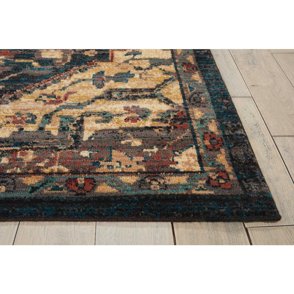 "Nourison 2020 Area Rug, Midnight, 9'2"" x 12'5"". Picture 5"
