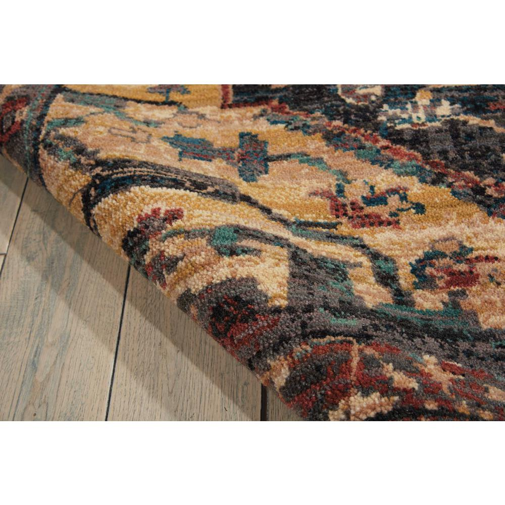 "Nourison 2020 Area Rug, Midnight, 9'2"" x 12'5"". Picture 6"