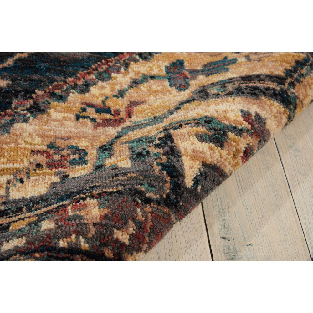 "Nourison 2020 Area Rug, Midnight, 9'2"" x 12'5"". Picture 7"