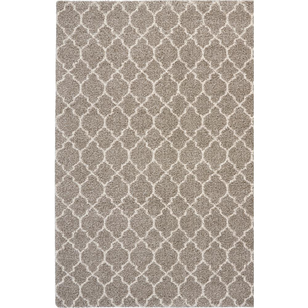 "Amore Area Rug, Stone, 6'7"" x 9'6"". Picture 1"
