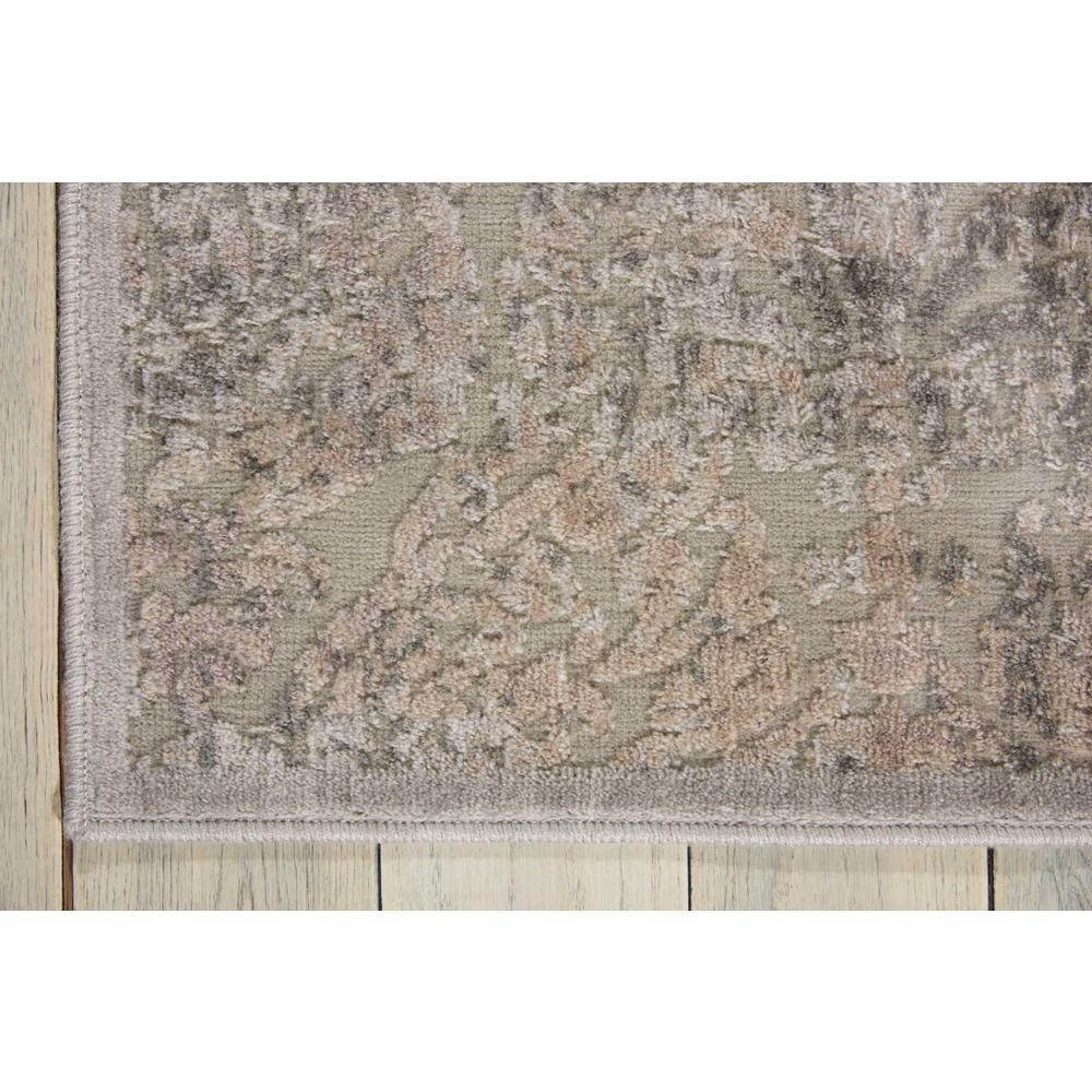 "Graphic Illusions Area Rug, Grey, 6'7"" x 9'6"". Picture 2"