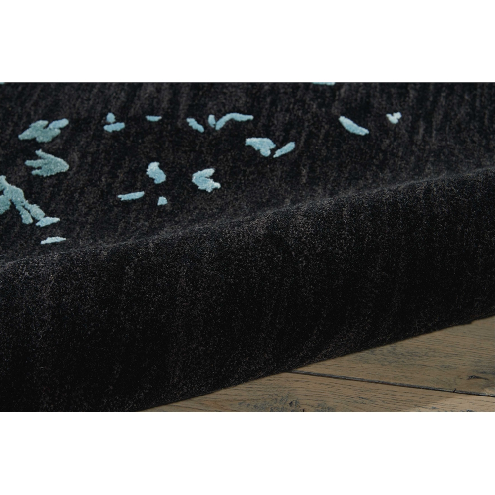 "Opaline Area Rug, Mmidnight Blue, 7'9"" x 9'9"". Picture 7"