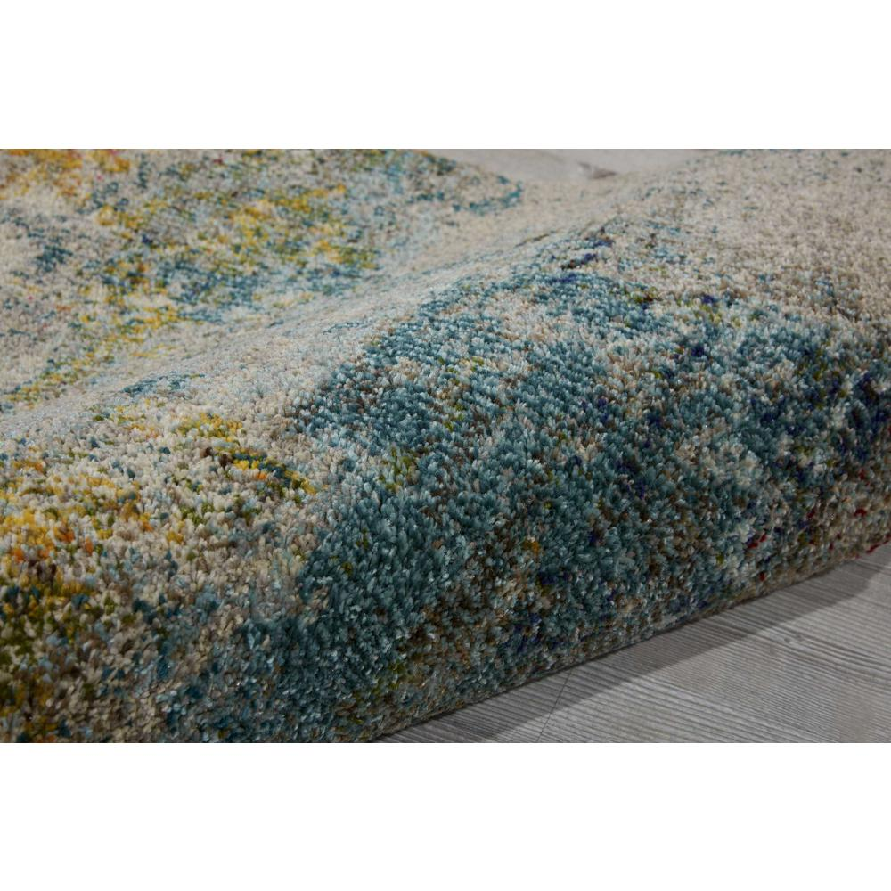 "Celestial Area Rug, Sealife, 2'2"" x 7'6"". Picture 3"