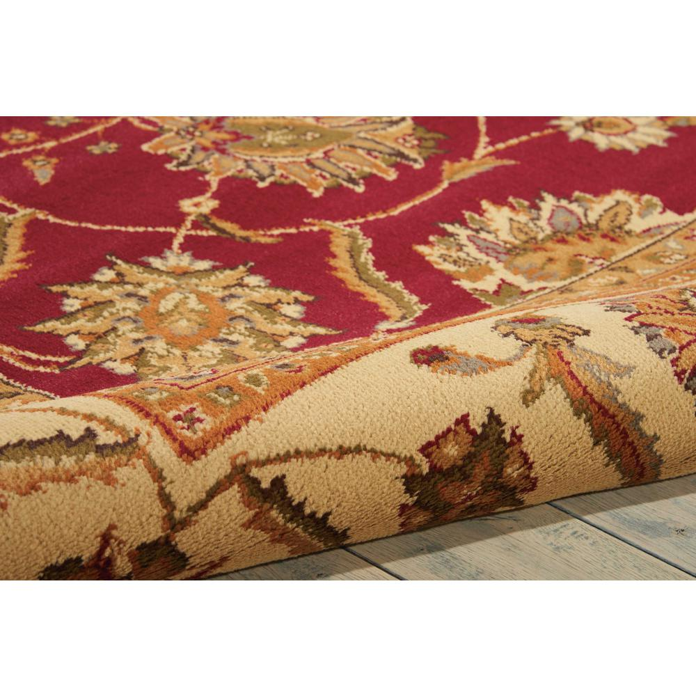 """Paramount Area Rug, Red, 3'11"""" x 5'10"""". Picture 7"""