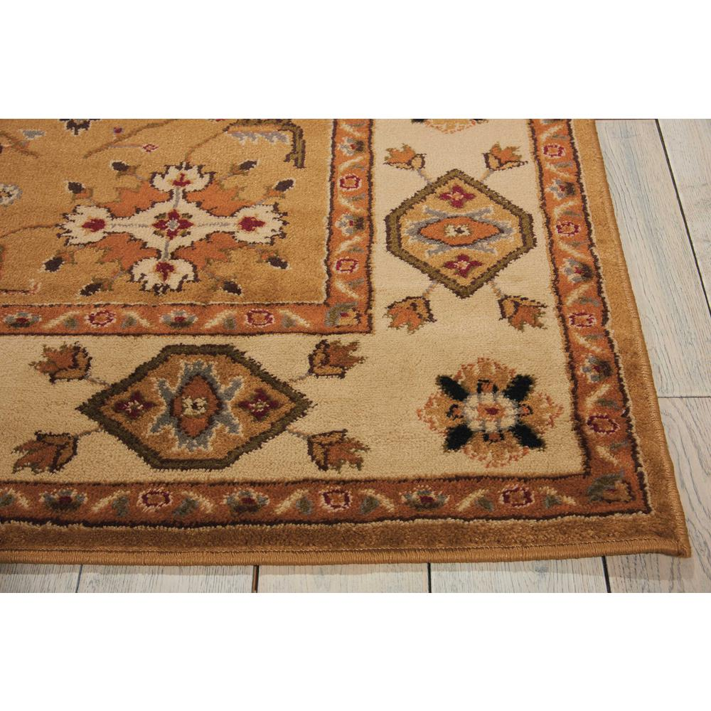 "Paramount Area Rug, Gold, 3'11"" x 5'10"". Picture 5"