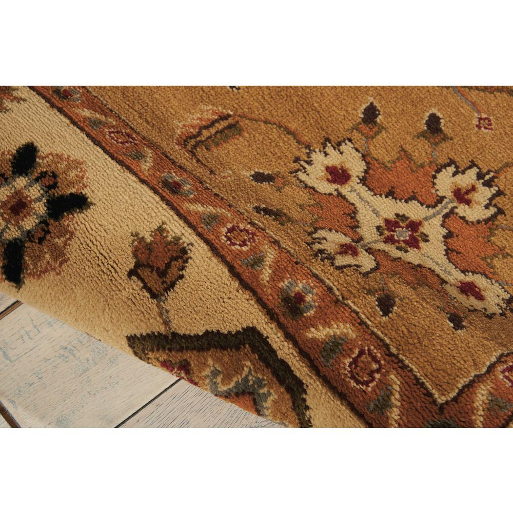 "Paramount Area Rug, Gold, 3'11"" x 5'10"". Picture 6"