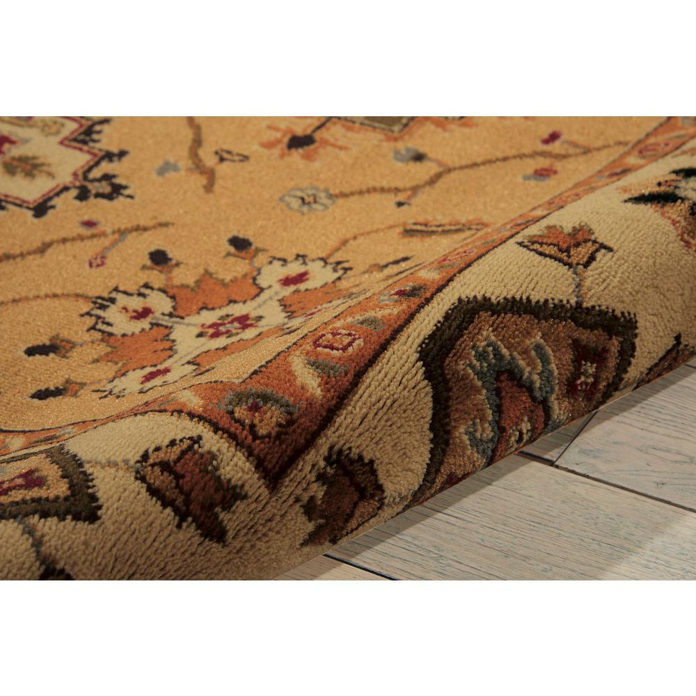 "Paramount Area Rug, Gold, 3'11"" x 5'10"". Picture 7"