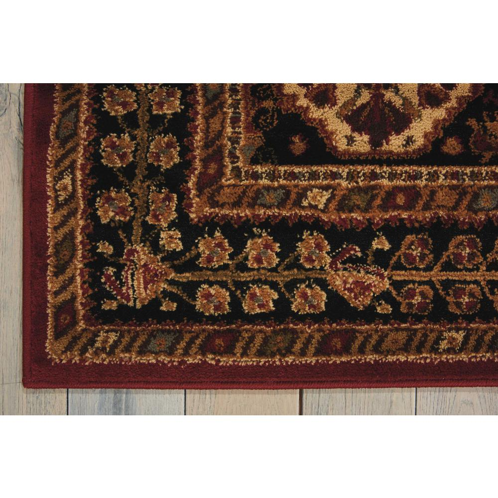 """Paramount Area Rug, Red, 3'11"""" x 5'10"""". Picture 4"""