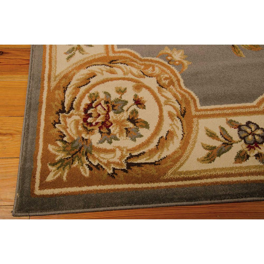 """Paramount Area Rug, Grey/Blue, 7'10"""" x 10'6"""". Picture 5"""