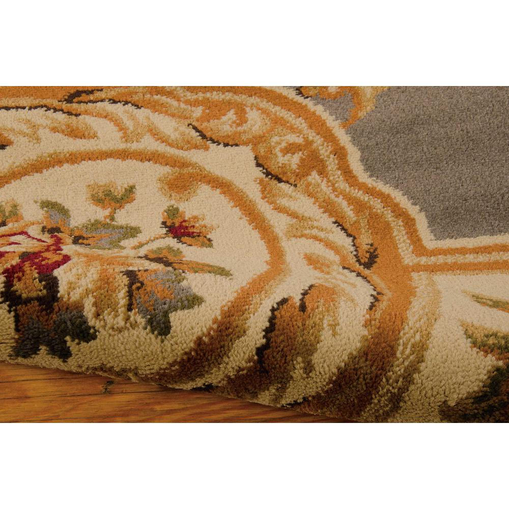 """Paramount Area Rug, Grey/Blue, 7'10"""" x 10'6"""". Picture 6"""