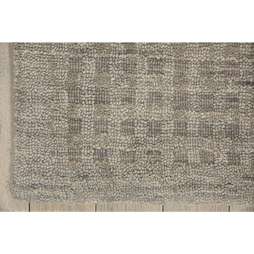 """Perris Area Rug, Charcoal, 6'6"""" x 9'6"""". Picture 4"""