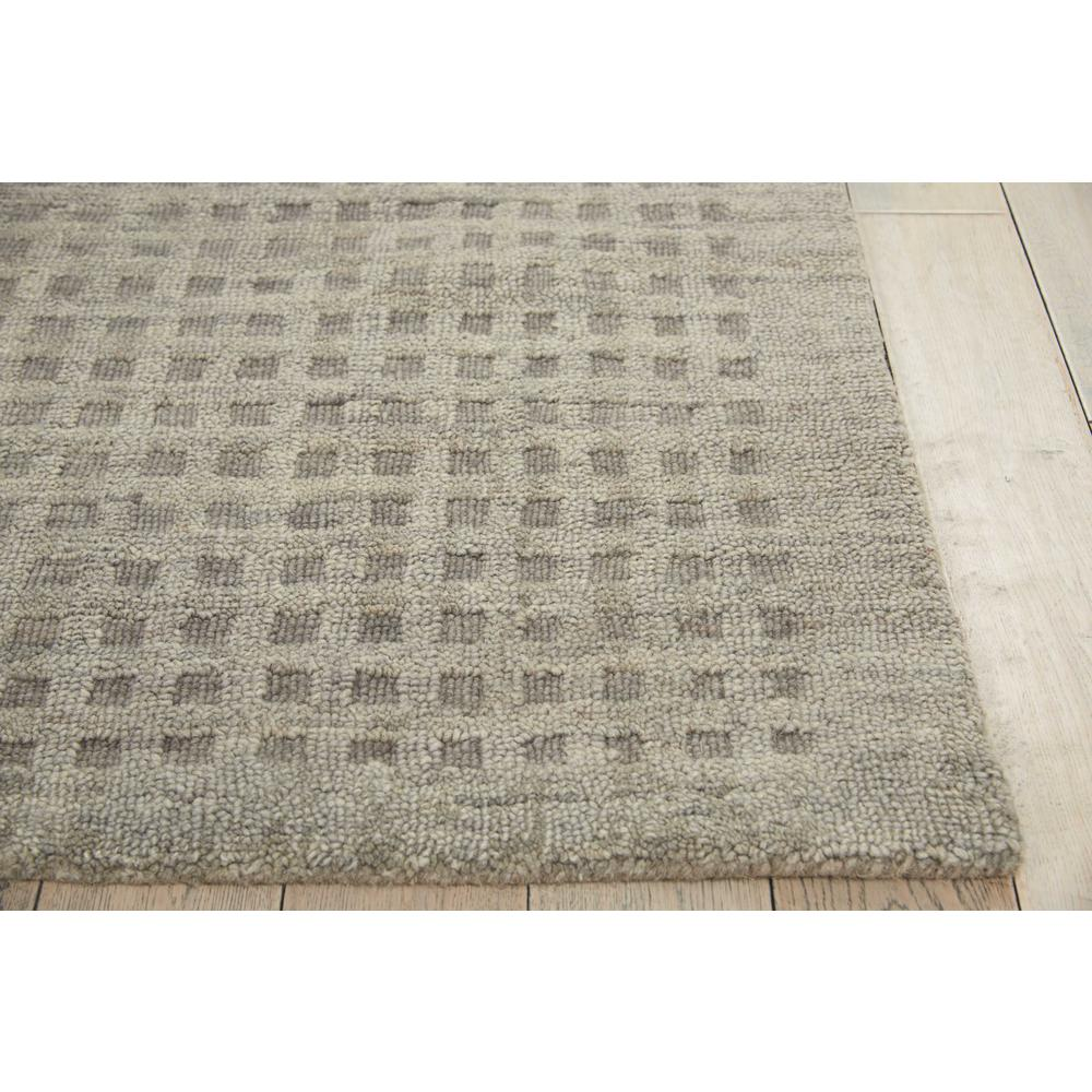 """Perris Area Rug, Charcoal, 6'6"""" x 9'6"""". Picture 3"""