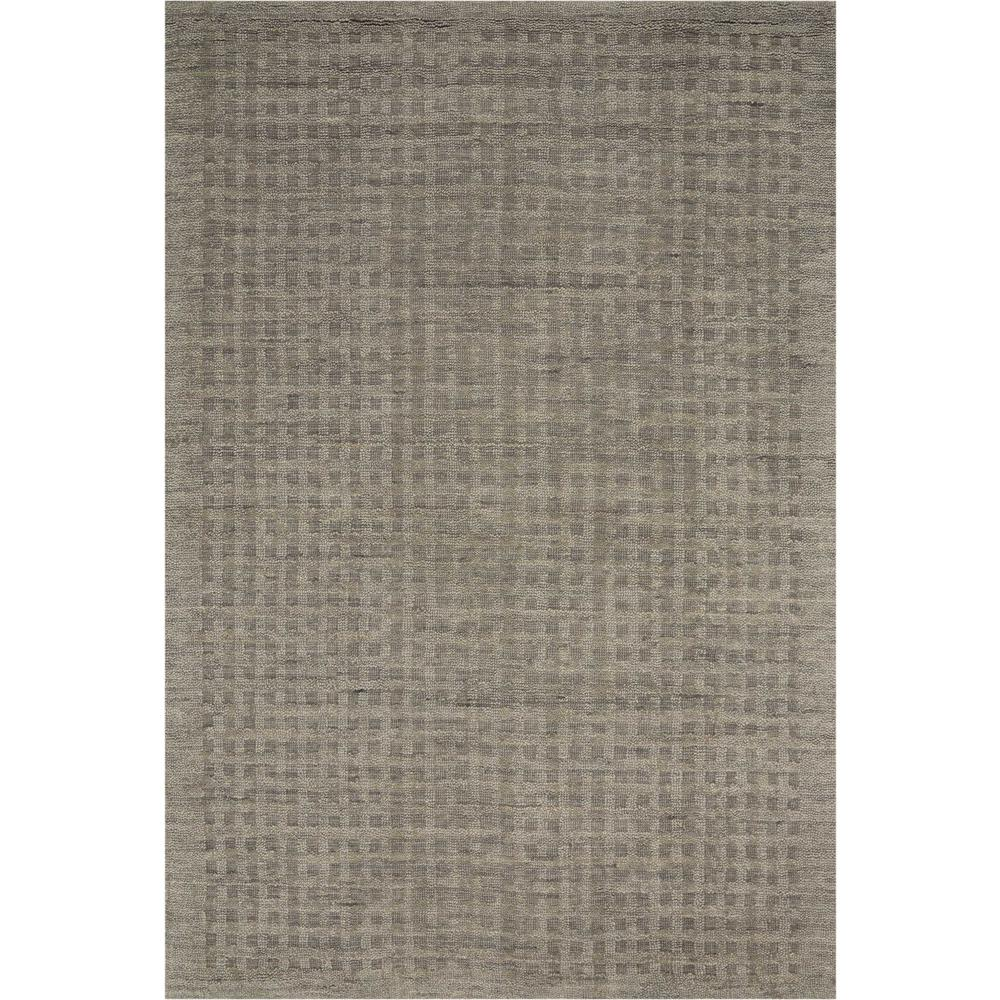 """Perris Area Rug, Charcoal, 6'6"""" x 9'6"""". Picture 1"""