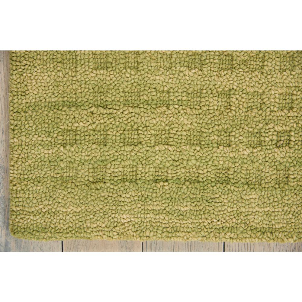 "Perris Area Rug, Green, 5' x 7'6"". Picture 4"