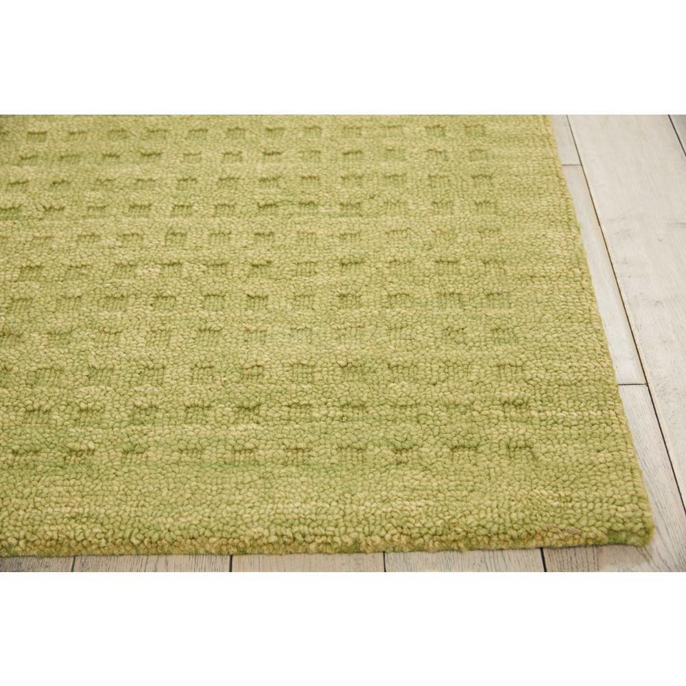 "Perris Area Rug, Green, 5' x 7'6"". Picture 3"