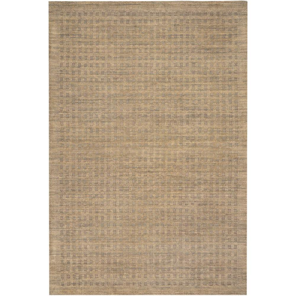 "Perris Area Rug, Latte, 6'6"" x 9'6"". Picture 1"