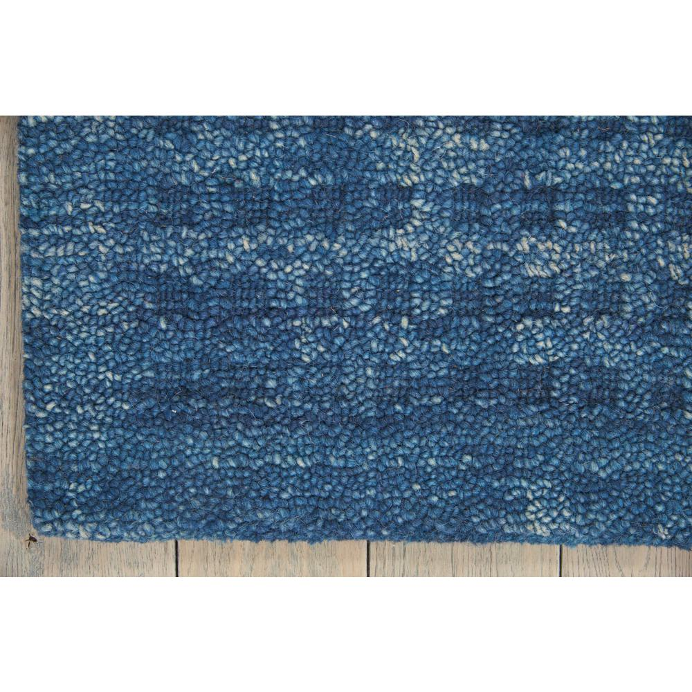 """Perris Area Rug, Navy, 5' x 7'6"""". Picture 4"""
