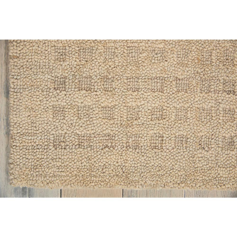 """Perris Area Rug, Taupe, 6'6"""" x 9'6"""". Picture 4"""