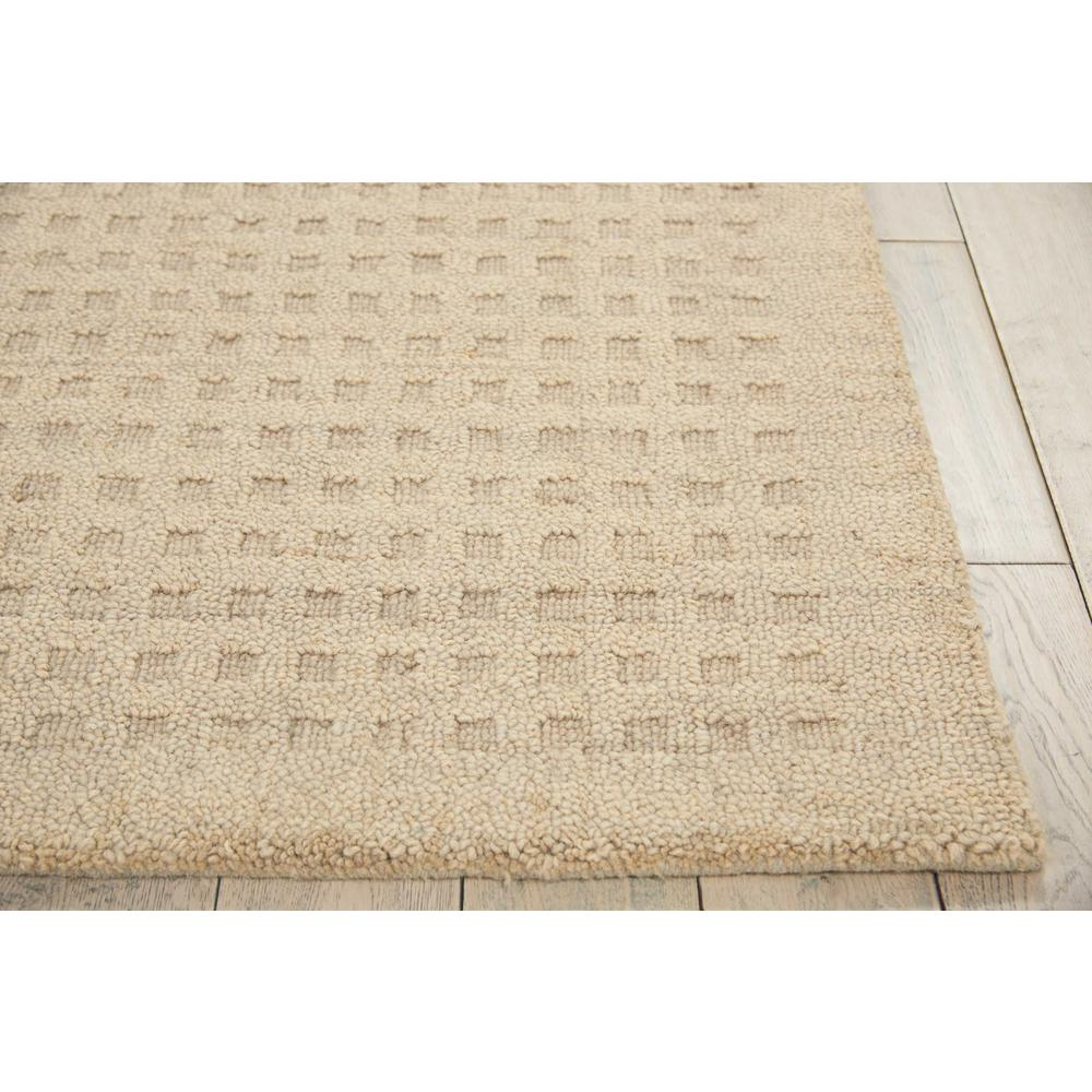 """Perris Area Rug, Taupe, 6'6"""" x 9'6"""". Picture 3"""