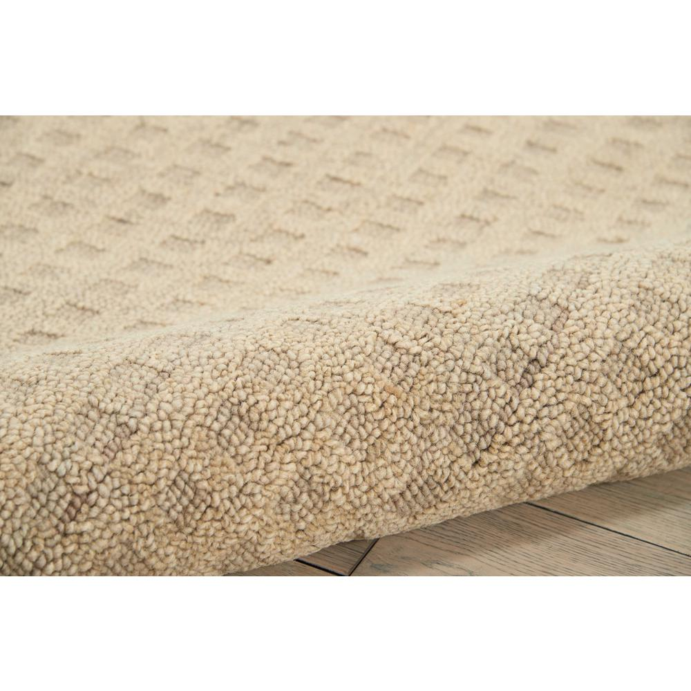 """Perris Area Rug, Taupe, 6'6"""" x 9'6"""". Picture 5"""