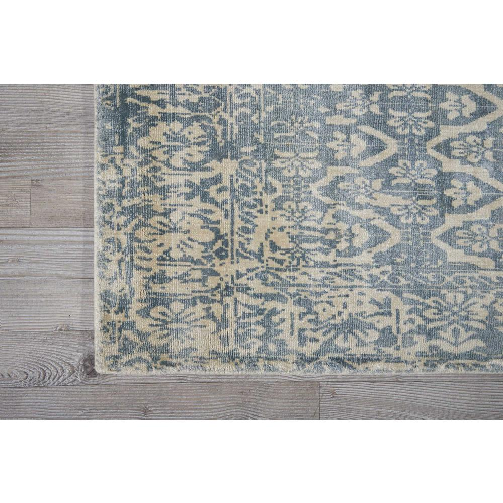 """Desert Skies Area Rug, Blue, 3'9"""" x 5'9"""". Picture 2"""