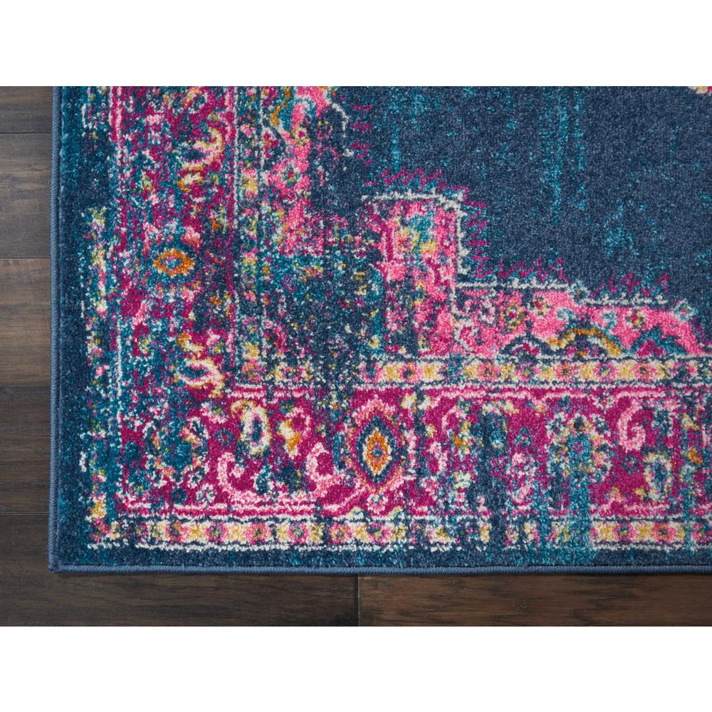 Nourison Passion Blue Area Rug