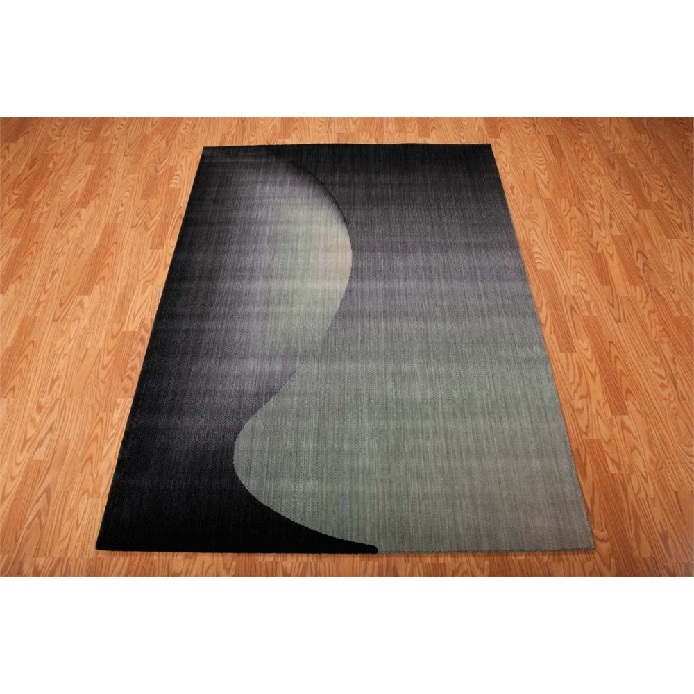 Radiant Arts Onyx Area Rug. Picture 2