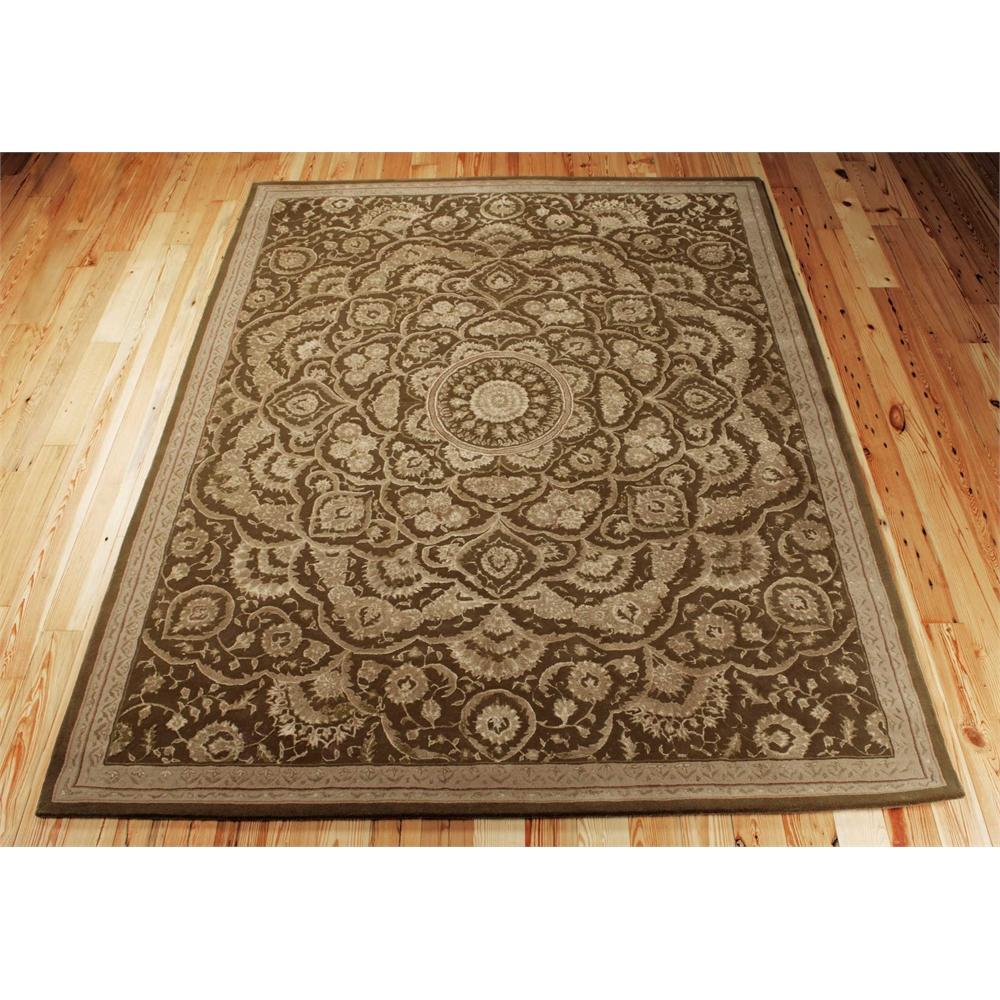 Regal chocolate area rug for Regal flooring arizona