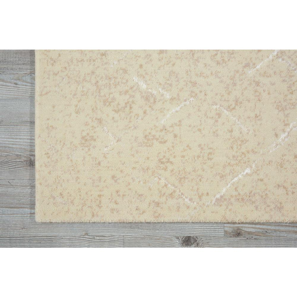 Nourison Silk Elements Natural Area Rug. Picture 4